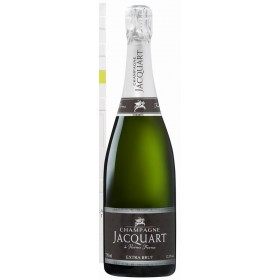 Champagner Jacquart Extra Brut in Geschenkpackung