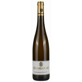 Weingut Kühling-Gillot Nackenheim Riesling 2015 trocken VDP Ortswein Biowein