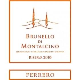 Ferrero Brunello di Montalcino Riserva DOCG 2010 trocken