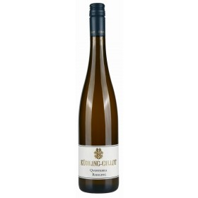 Weingut Kühling-Gillot Qvinterra Riesling 2016 feinherb VDP Gutswein Biowein