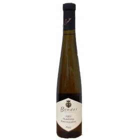 Weingut Bender Bissersheimer Steig Huxelrebe Beerenauslese 2003 edelsüß