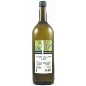 Weingut Ewald Gruber Grüner Veltliner Qualitätswein 2016 trocken Literflasche