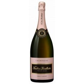 Champagner Nicolas Feuillatte Reserve Exclusive Brut Rosé Magnum