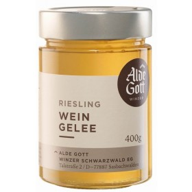 Alde Gott Riesling Weingelee