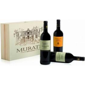 Muratie Wine Estate Rotwein-Geschenkset