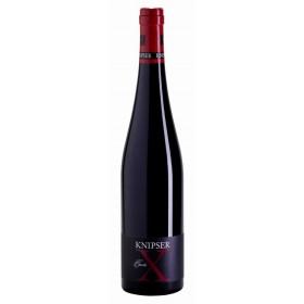 Weingut Knipser Rotwein-Cuvée X 2015 trocken halbe Flasche