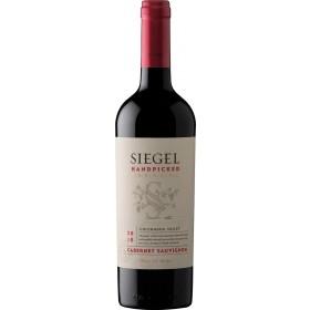 Siegel Family Wines Handpicked Cabernet Sauvignon Reserva 2018 trocken