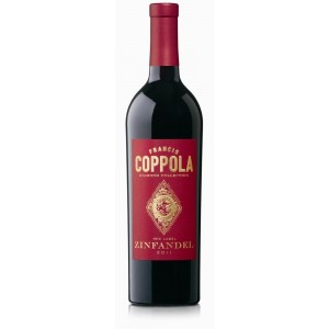Francis Ford Coppola Diamond Collection Zinfandel Red Label 2017 trocken