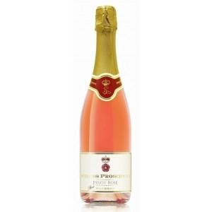 Schloss Proschwitz Pinot Rosé Sekt b. A. 2015 trocken